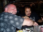 Ron Jeremy's Plate