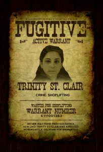 Trinity St. Clair Crime
