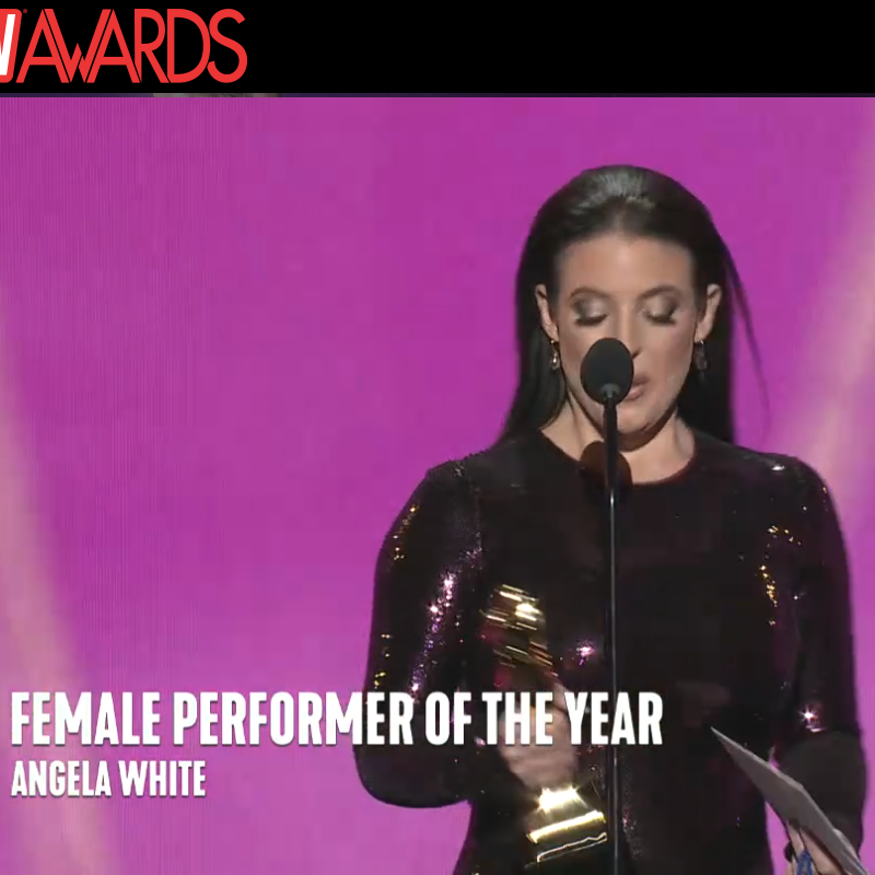 Female Performer of the Year - Angela White