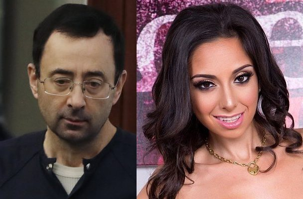 Larry Nassar and Trinity St Clair: Predation, Manipulation and Betrayal