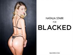 Natalia Starr Blacked.com