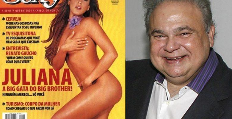 NJ Senator Bob Menendez Helped Pal's Nude Pin-Up 'Friend' Get a Visa; DOJ Asks Judge to Dismiss All Charges