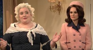 SNL Takes a Shot at Trump - Stormy Daniels Allegations in Funny 'First Lady'