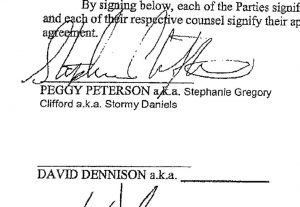 F.U. Pay Me, Part Deux: Stormy Daniels Sues Donald Trump, Alleges 'Hush Agreement' Invalid Because He Never Signed