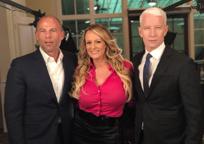 F.U. Pay Me Crowdfunding Edition: Stormy Daniels Launches Online Fundraiser to Cover Costs of Breaking Contract