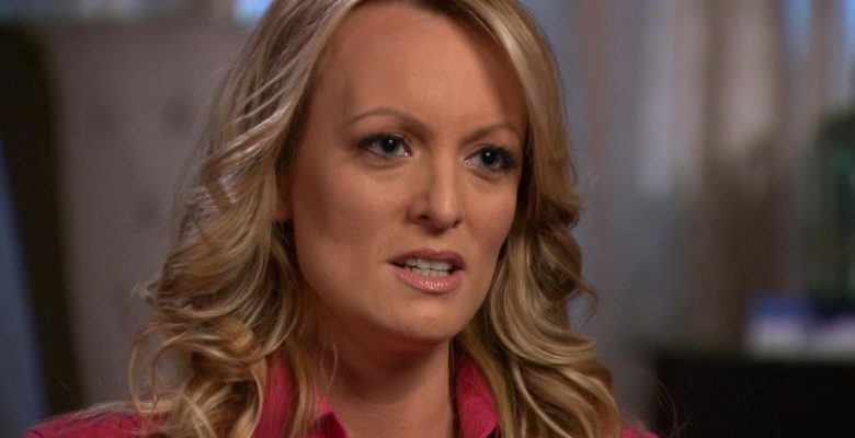 Stormy Daniels gets a cease-and-desist letter