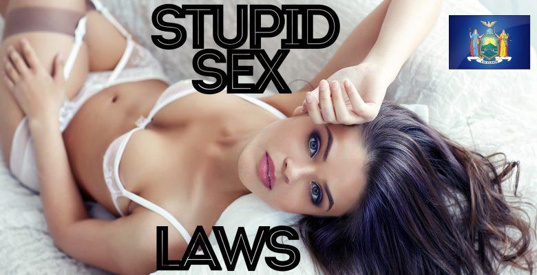 Weird Sex Laws in New York