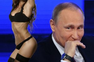 Comey, Trump, Putin and Russian prostitutes