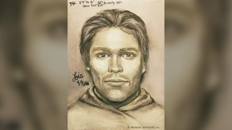 Sketch of man Stormy Daniels says threatened her draws hilarious list of famous 'suspects' online