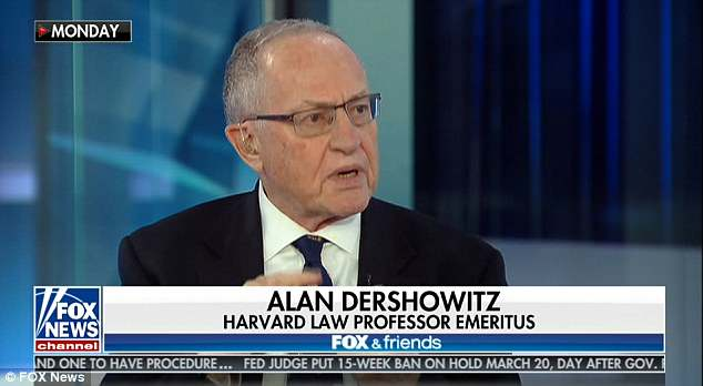 Alan Dershowitz: Investigating Stormy Daniels Hush Money a Poor Justification for Searching Privileged Data
