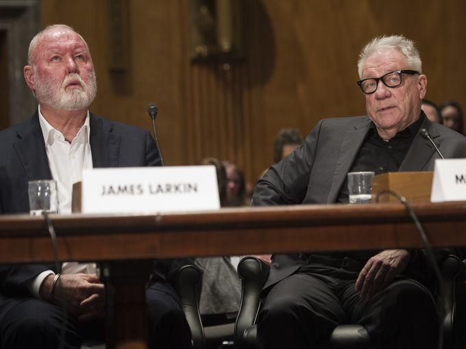Backpage co-founder James Larkin released on USD$1 million bond