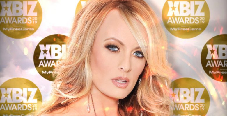 Miss Warmth herself, Stormy Daniels