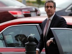 Michael Cohen taking the Fifth