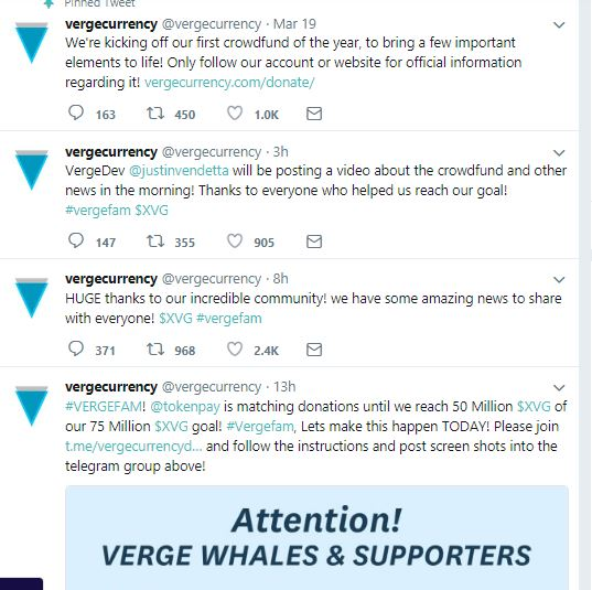 With Mindgeek Partnership Announcement, Cryptocurrency Verge Soars