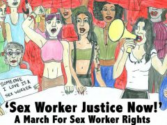 Sex Worker Justice Now! FOSTA-SESTA protest slated for June 2 in Oakland