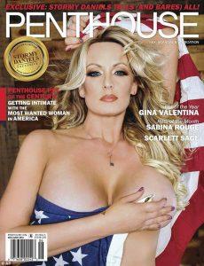 Stormy Daniels Penthouse Magazine