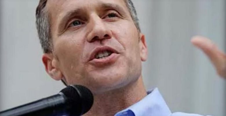 Prosecutors drop invasion-of-privacy charge against Missouri Gov. Eric Greitens