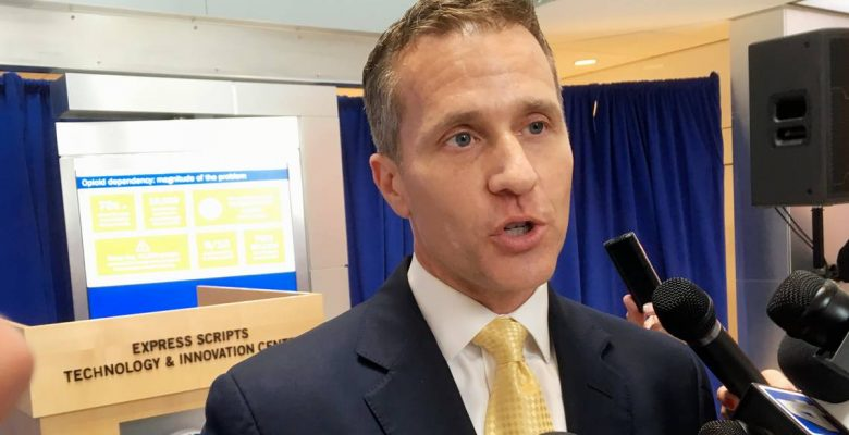 Revenge Porn Bill heads to desk of MO Gov. Greitens charged with threatening to release nude photo of lover