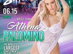 Athena Palomino Set to Rock the Main Stage at Sapphire Las Vegas on Friday