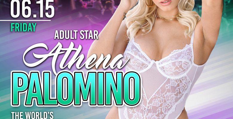 Athena Palomino Set to Rock the Main Stage at Sapphire Las Vegas on Friday