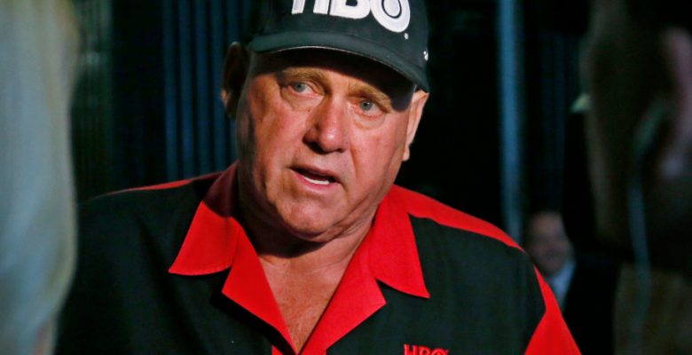 Nevada brothel owner Dennis Hof ousts incumbent James Oscarson in state Assembly primary