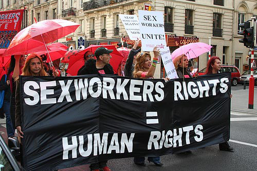 The New Yorker looks at the post-FOSTA Sex Worker Rights movement