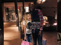 Lamar Odom's new girlfriend is a prostitute from the Bunny Ranch