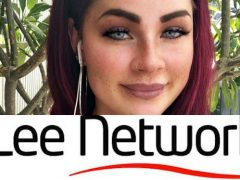 Skyla Novea Signs With The Lee Network