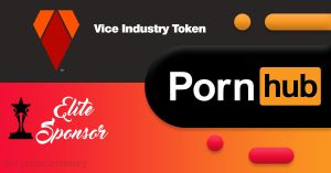 Vice Industry Token Becomes Elite Sponsor of the Pornhub Awards