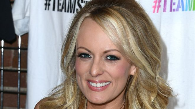 Stormy Daniels Celebrity Big Brother Scandal