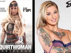 Adult Star Kleio Valentien Headlines Sapphire 60 NYC this Friday Sept. 21