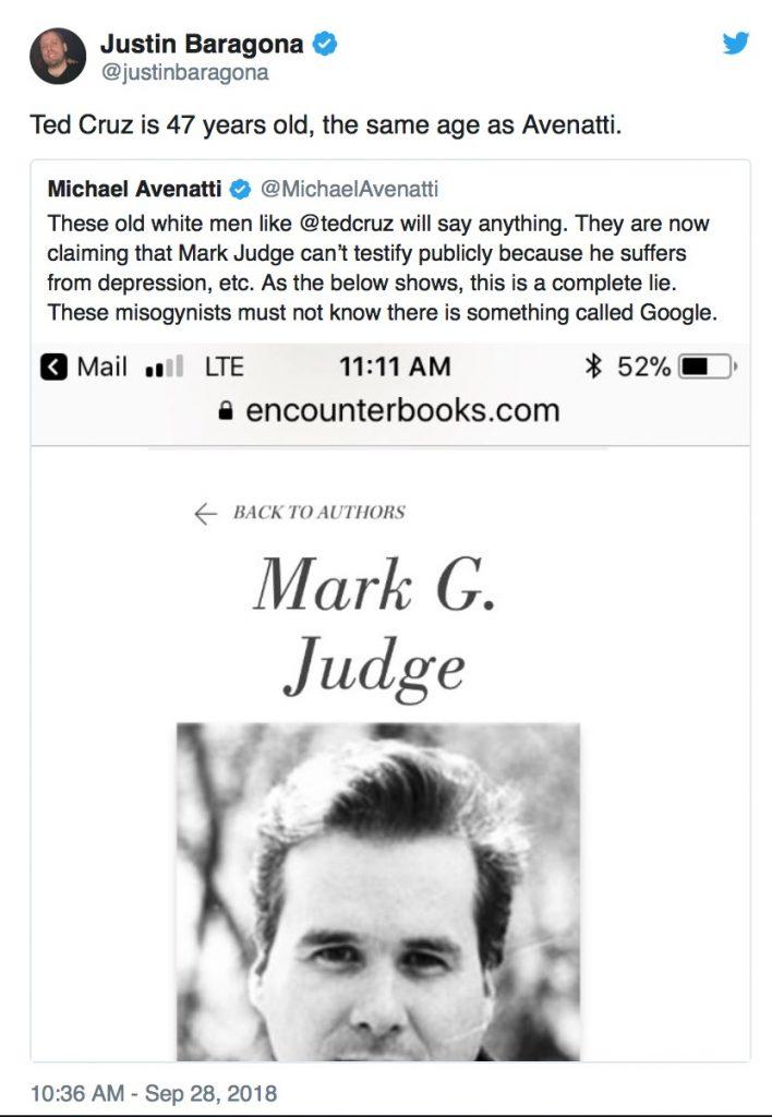 Avenatti plays male intersectional feminist on Twitter; world laughs