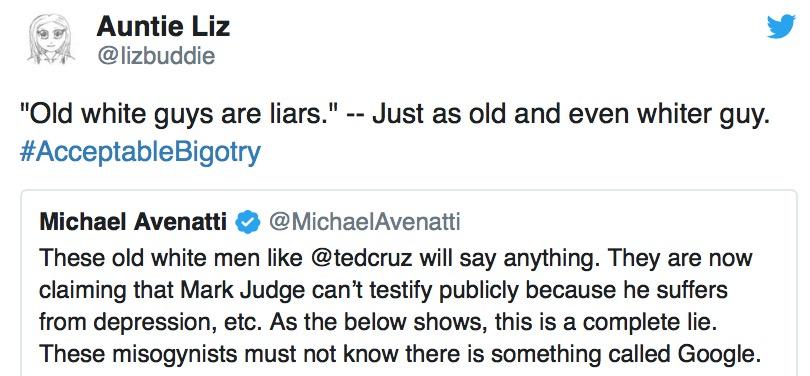 Michael Avenatti plays male intersectional feminist on Twitter; world laughs