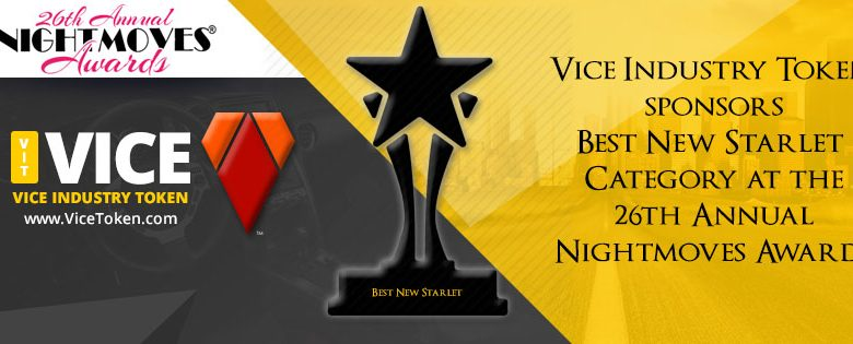 Vice Industry Token Sponsors 'Best New Starlet' Category at the Nightmoves Awards