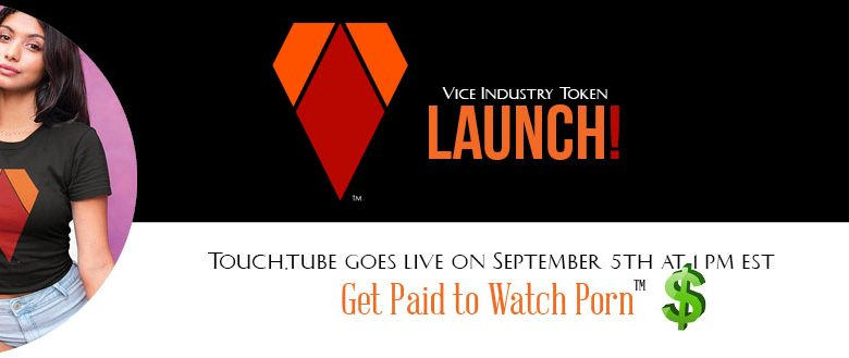 Vice Industry Token Officially Launches Today!