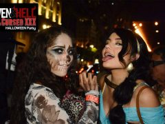 Mark The Date: Heaven & Hell Halloween Party Saturday, Oct. 27