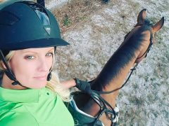 Stormy Daniels Hoofs It to Court to get Horse Trainer lawsuit dismissed