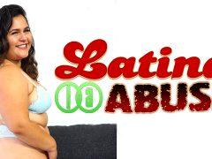 BBW Superstar Karla Lane Showcased at LatinaAbuse.com