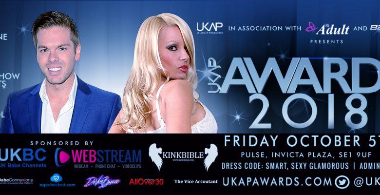 The 2018 UKAP Award Winners Are ....
