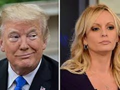 Court dismisses porn star Stormy Daniels' defamation suit against Trump
