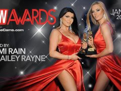 2019 AVN Awards Nominees Announced at Hollywood Gala