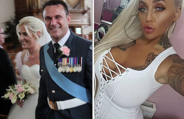 RAF probe after decorated flight sergeant's porn video goes viral on base