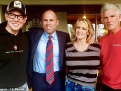 Stormy Daniels' 'Gay Dads' Side With Michael Avenatti