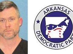 Arkansas Democratic political consultant used child porn, smoked meth at work