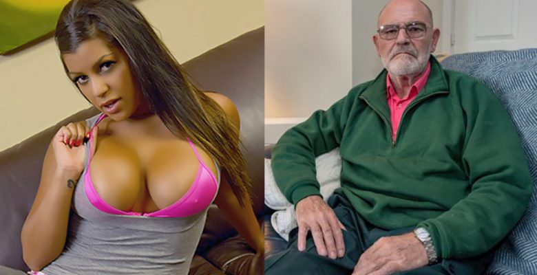 Retiree gave £19,000 to 'online girlfriend' who used pics of porn star Briana Lee