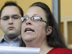 Kim Davis, Kentucky clerk who refused to issue same-sex marriage licenses, loses re-election bid