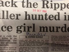 The East Lancs Ripper murdered women including a Liverpool sex worker, and was never caught