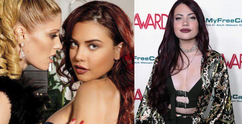 Sabina Rouge Scores Top Girl/Girl Noms for 2019 AVN Awards