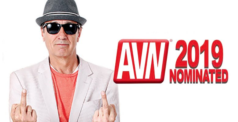 Steve Holmes Nets TWELVE 2019 AVN Noms, including Male POTY, Best Actor - Feature