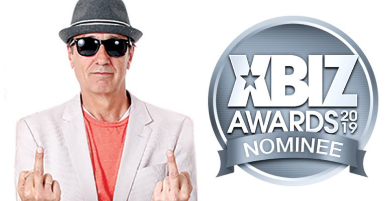 Steve Holmes Scores Five 2019 XBIZ Nominations, Including Foreign Male Performer of the Year